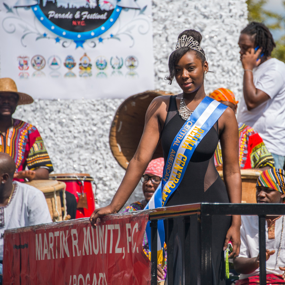 17th Annual Central American Parade and Festival